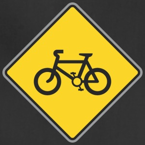 Road_Sign_bicycles_yellow - Adjustable Apron