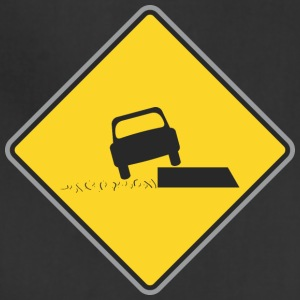 Road_Sign_car_on_board - Adjustable Apron