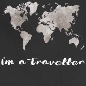 I'm a traveller - Adjustable Apron