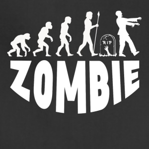 Zombie Evolution - Adjustable Apron