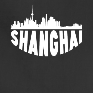 Shanghai China Cityscape Skyline - Adjustable Apron