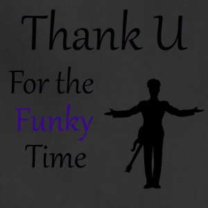 Prince - Darling Nikki Thank U for a Funky Time - Adjustable Apron