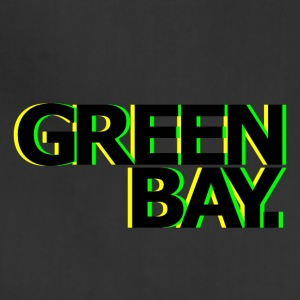 GREEN BAY NEON - Adjustable Apron