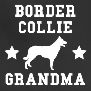 Border Collie Grandma - Adjustable Apron