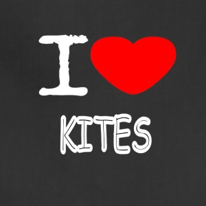 I LOVE KITES - Adjustable Apron