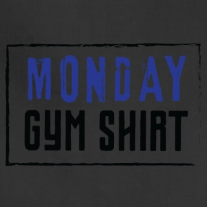 MONDAY GYM SHIRT - Adjustable Apron