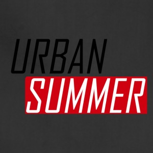 Urban Summer Logo - Adjustable Apron