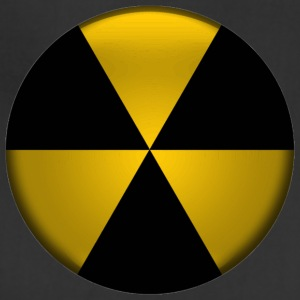 Radioactive Button - Adjustable Apron