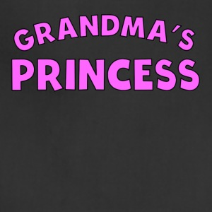 Grandma's Princess - Adjustable Apron
