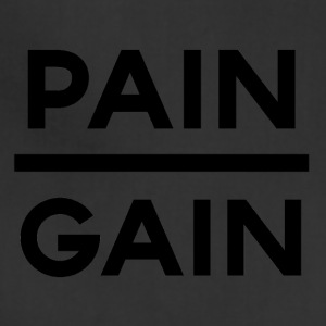 PAIN/GAIN - Adjustable Apron