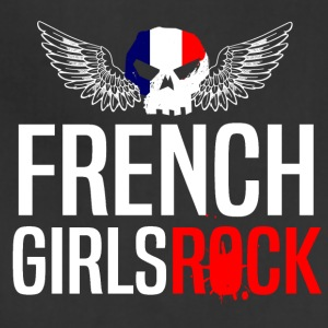 FRENCH GIRLS ROCK - Adjustable Apron