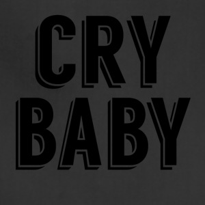 Cry Baby - Adjustable Apron