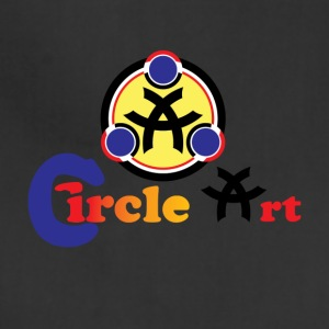 Circle Art - Adjustable Apron