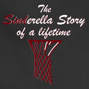 The Sinderella Story of a Lifetime - Adjustable Apron