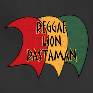 Reggae lion rastaman - Adjustable Apron
