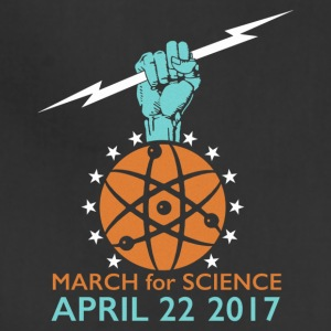 March for Science April 22nd 2017 - Adjustable Apron