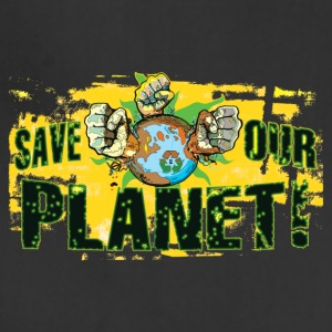 Save Our Planet - Our Earth - Adjustable Apron
