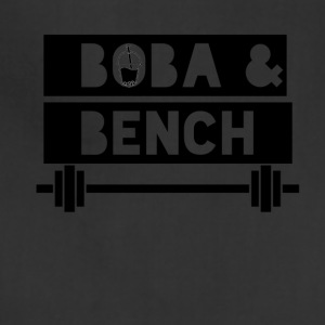 boba and bench - Adjustable Apron