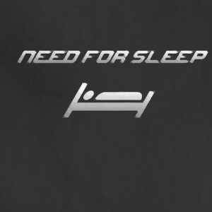 Need for sleep gaming parody - Adjustable Apron