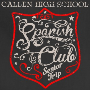 Callen High School Senior Trip - Adjustable Apron