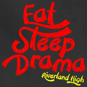 Eat Sleep Drama Riverland High - Adjustable Apron