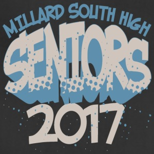 Millard South High 2017 - Adjustable Apron
