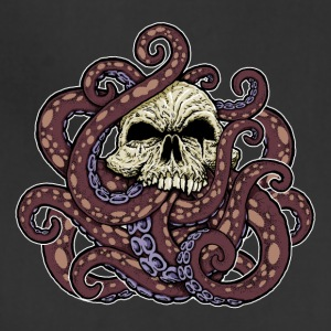 Tentacled Terror Octoskull - Adjustable Apron