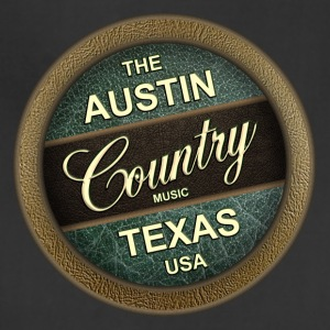The Austin Country Music Texas - Adjustable Apron