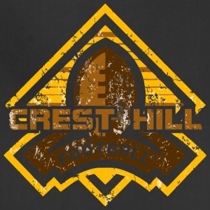 CREST HILL FOOTBALL - Adjustable Apron