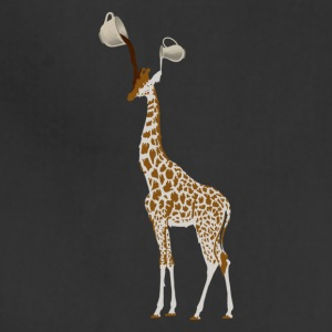 COFFEE GIRAFFE - Adjustable Apron