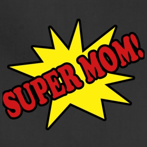 Super Mom - Adjustable Apron