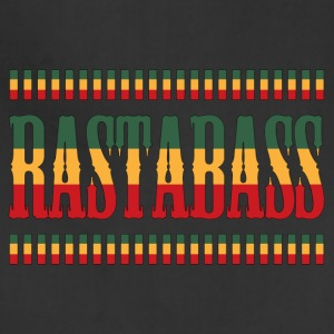 Reggae rastabass - Adjustable Apron