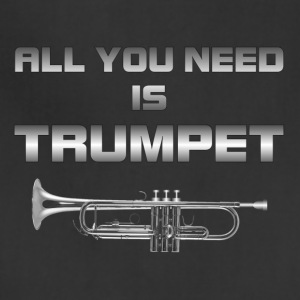 All you need is trumpet silver color - Adjustable Apron