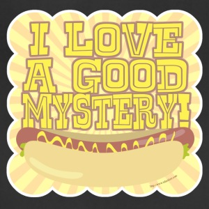 I Love A Good Mystery - Adjustable Apron