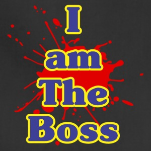 i am the boss - Adjustable Apron
