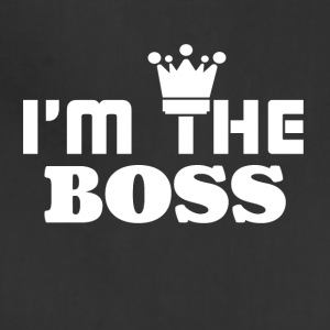 I'm the BOSS - Adjustable Apron
