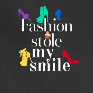 Fashion stole my smile - Adjustable Apron