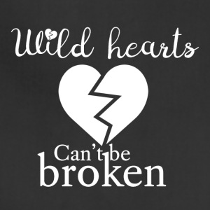 Wild hearts can't be broken - Adjustable Apron