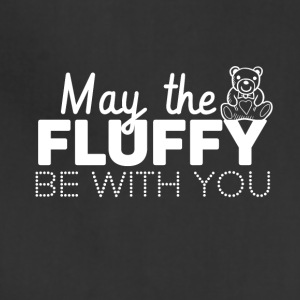 May the fluffly be with you - Adjustable Apron