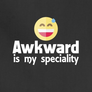 Awkward is my speciality - Adjustable Apron
