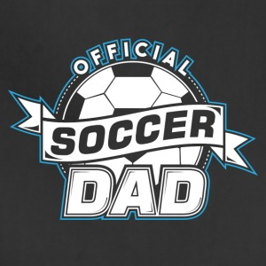 Soccer Dad! Daddy! Father! - Adjustable Apron