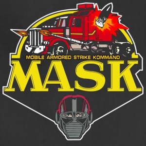 MASK Classic 80's Cartoon Series - Adjustable Apron