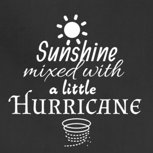 Sunshine mixed with a little Hurricane - Adjustable Apron