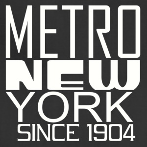 Metro New York since 1904 - Adjustable Apron