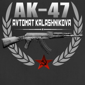 AK 47 RUSSIAN RIFLE - Adjustable Apron