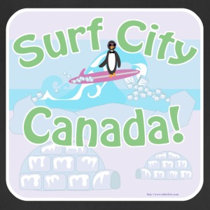 Surf City Canada - Adjustable Apron