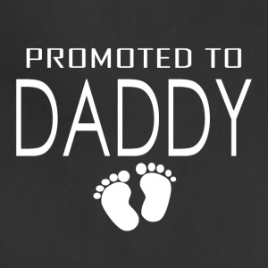Promoted to Daddy - Adjustable Apron