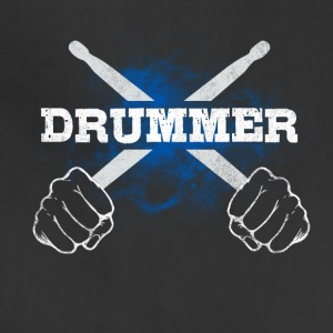 Drummer Drum Sticks Funny Love Percussion Rock - Adjustable Apron