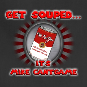 Mike CantGame Soup Can Shirt - Adjustable Apron