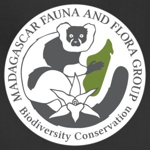 Madagascar Fauna and Flora Group Logo - Adjustable Apron